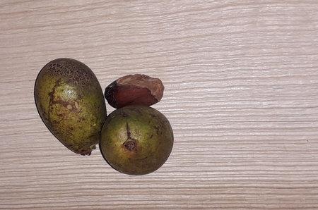 Matoa Pometia pinnata fruit is a native fruit plant typical of Papua