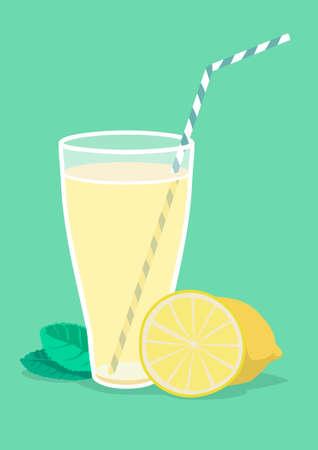 limonata vettore Vettoriali