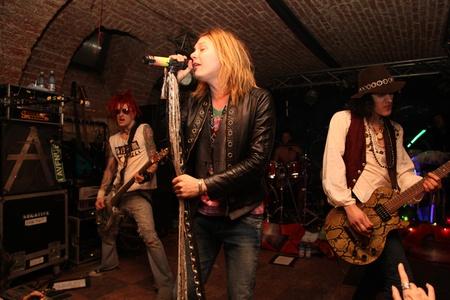 starr: Musik-Band aus Finnland in negativer Konzert in Rum�nien