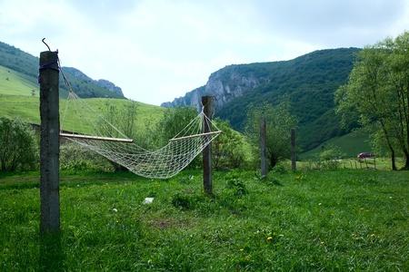 Mountain hamock