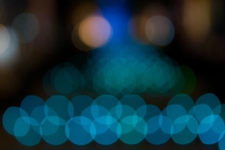 Night light lens blur background Stock Photo - 16963263