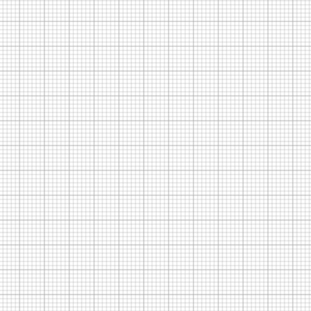 High resolution seamless lined paper graph  Vector
