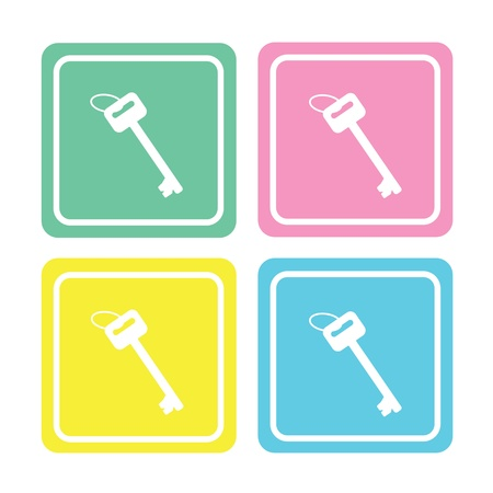 icon web set for use Vector