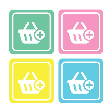 buy now: icon web set for use Illustration