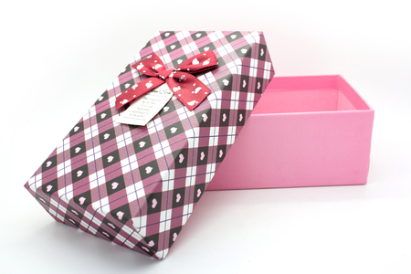 sweet vintage gift box for you photo