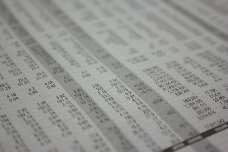 sequences: The table with number sequences for the economic activities analysis.