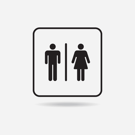 compliant: Male and female sign
