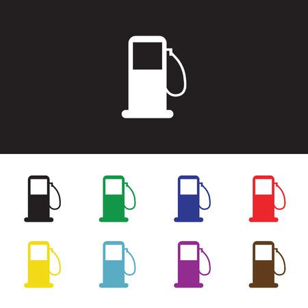 filling station: Petrol Station, Petroleum Station, Filling Station or Gas Station.