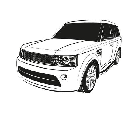 car premium crossover