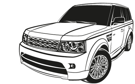 drifting: car crossover business class