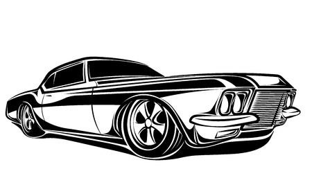 muscle: Muscle Car