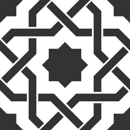braid: braid pattern, seamless vector background quality illustration