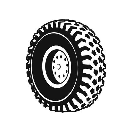 Heavy Duty Truck wheel Rim, Front and Rear