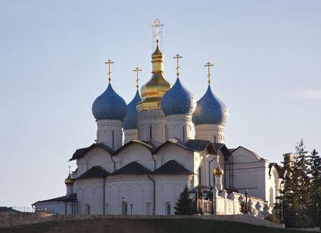 kazan: beautiful temple city of Kazan, Russia