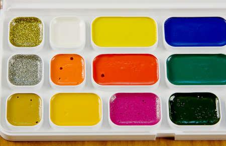 belonging: school belonging, moist colours
