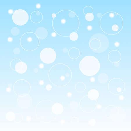 tierno: licitar azul resumen de antecedentes, ilustraci�n vectorial