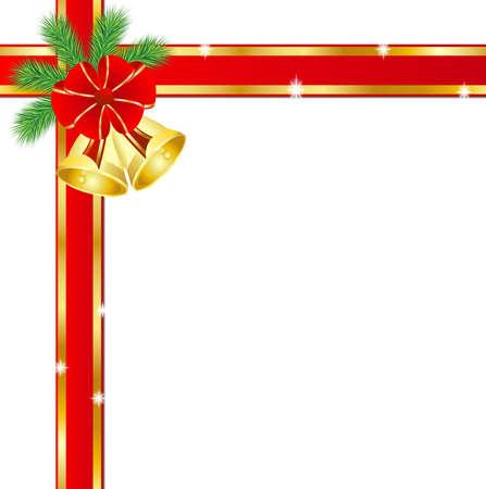 christmas festive background,  vector  illustration Vector