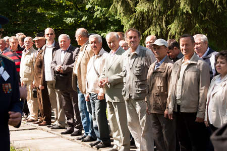 arbol de problemas: People cost in a number at a meeting of veterans of aviation college of city of Perm