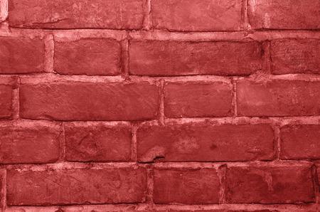 paredes de ladrillos: Con su ladrillo visto, con textura de fondo, manchado