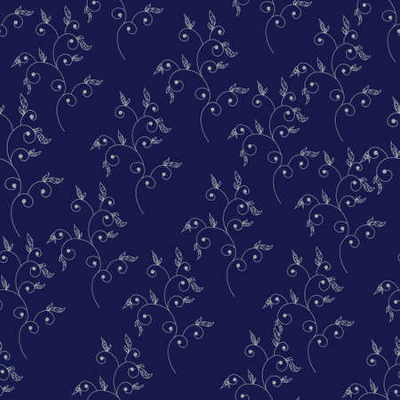 Seamless texture with flowers  photo