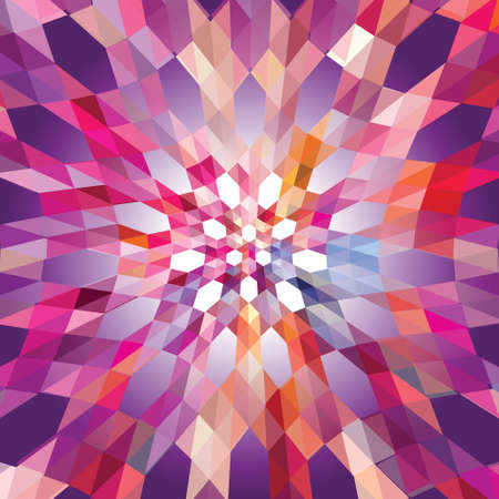 module: Abstract background Illustration