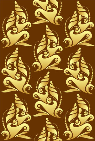 jointless: abstract pattern background Illustration