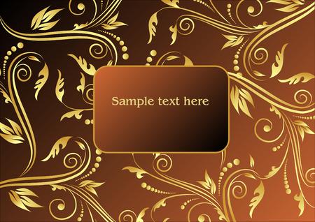 vintage frame Stock Vector - 3878298