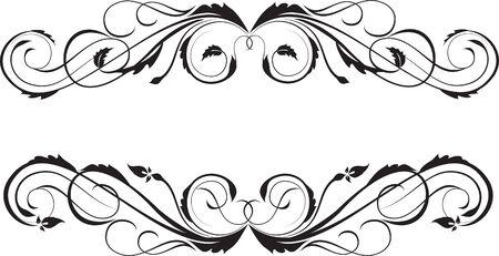 black lace: two smart design elements