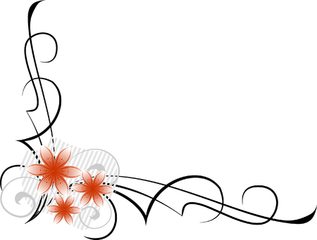 floral corner: floral corner