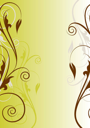 floral background Stock Vector - 5241969