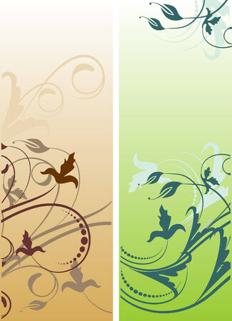 floral background Stock Vector - 5241970