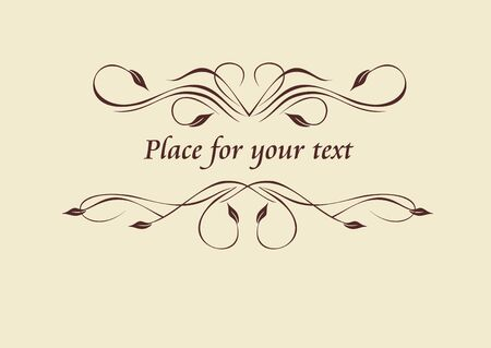 decor for text