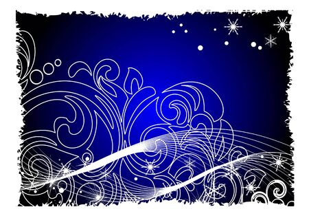 Christmas abstract background Stock Vector - 10588704