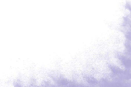 Watercolor abstract lilac and Purple background with space for your text or image. Foto de archivo - 133753245
