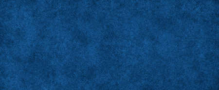 classic blue texture of paper background with copy space for text or image