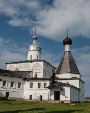 monastery: Ferapontov monastery, Russian north. Editorial