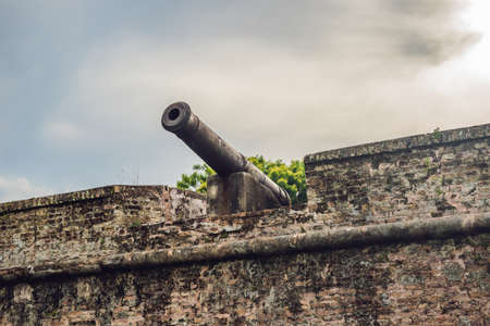 Fort Cornwallis in Georgetown, Penang, is a star fort built by the British East India Company in the late 18th century, it is the largest standing fort in Malaysia.