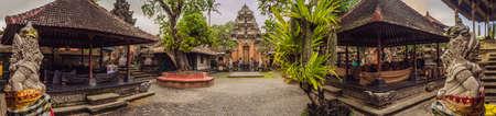 Ubud Palace Puri Saren Agung at Ubud, Bali, Indonesia