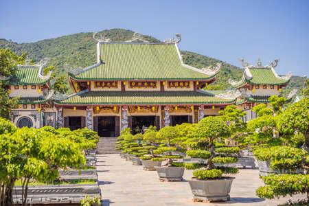 Chua Linh Ung Bai But Temple, Lady Buddha Temple in Da Nang, Vietnam Stock fotó