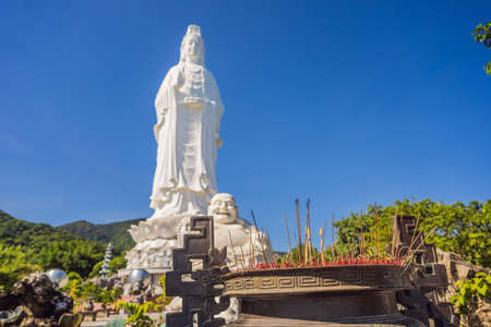 Chua Linh Ung Bai But Temple, Lady Buddha Temple in Da Nang, Vietnam