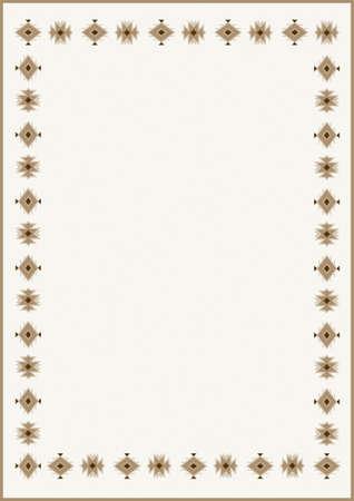 certificate background Illustration