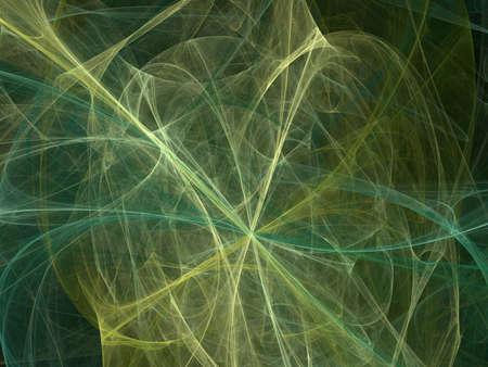 computer generated fractal design