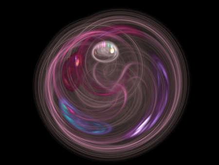 fractal burbuja