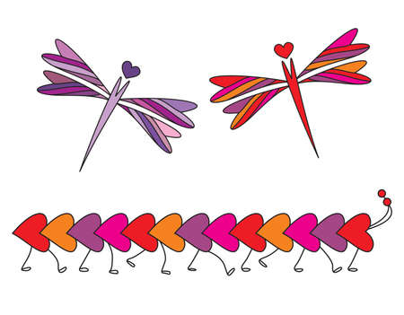 dragonfly Stock Vector - 4290259