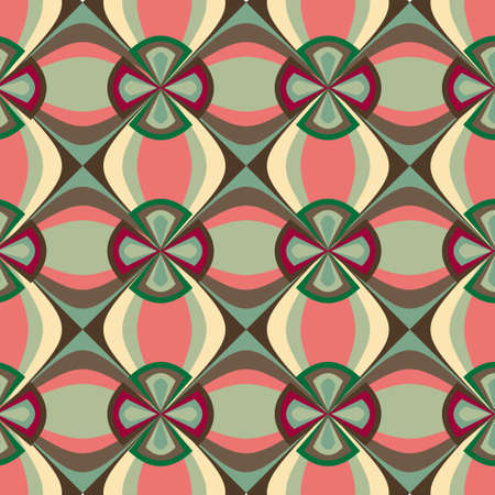 vector tile pattern design Stock Vector - 4984121