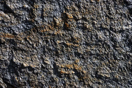 closeup shot of stone texture, color image
