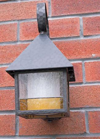 outdoor lighting: Security Outdoor Lighting, Outdoor House Light Vertical Photo.