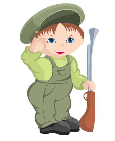 Child - military