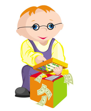 bookkeeper: The child - bookkeeper