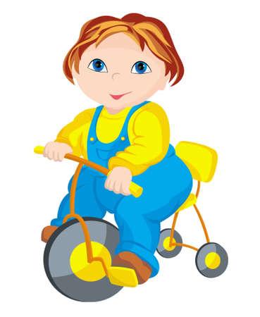 The child - driver